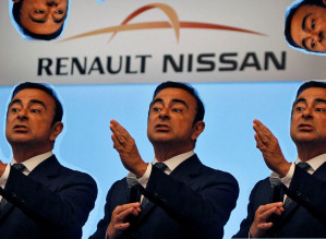 Ghosn synergies Nissan