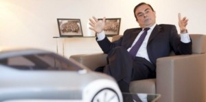 salaire Ghosn Nissan 2011